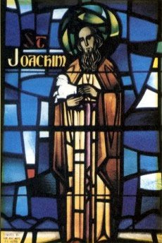 Who is Saint Joachim?