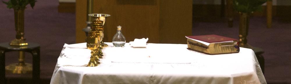 Pastor's Desk 3-22-15