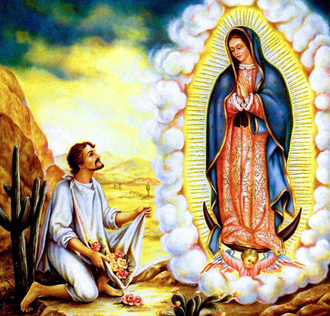 Novenario a la Virgen de Guadaupe
