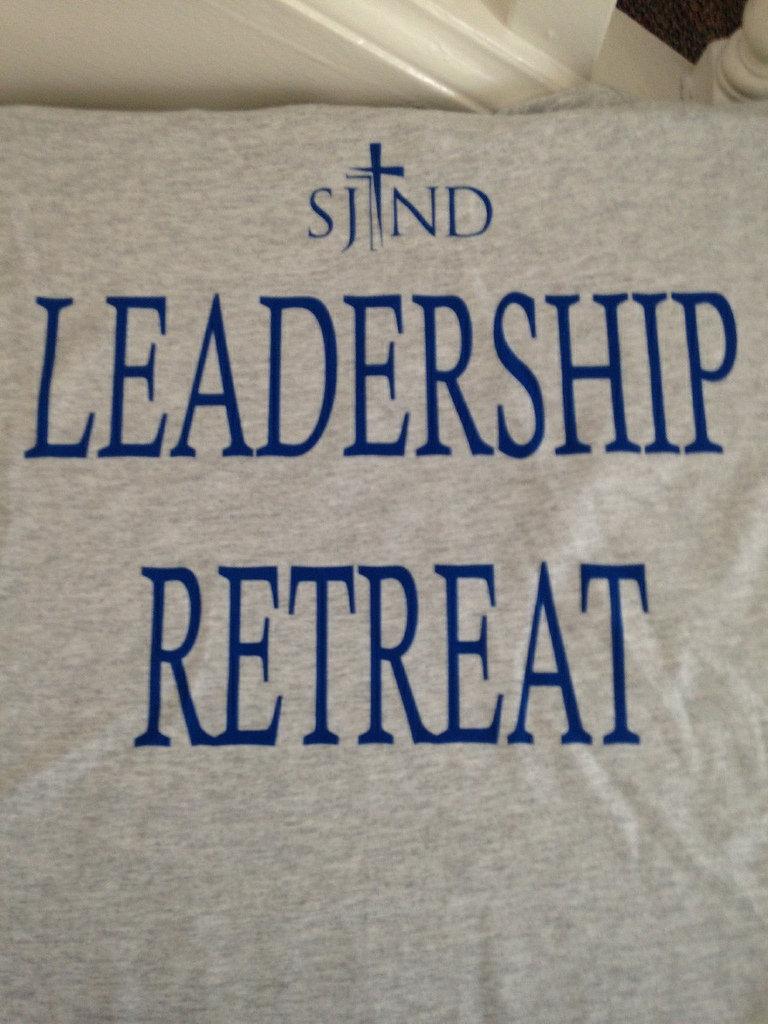 Altar Servers Leadership Retreat 2015