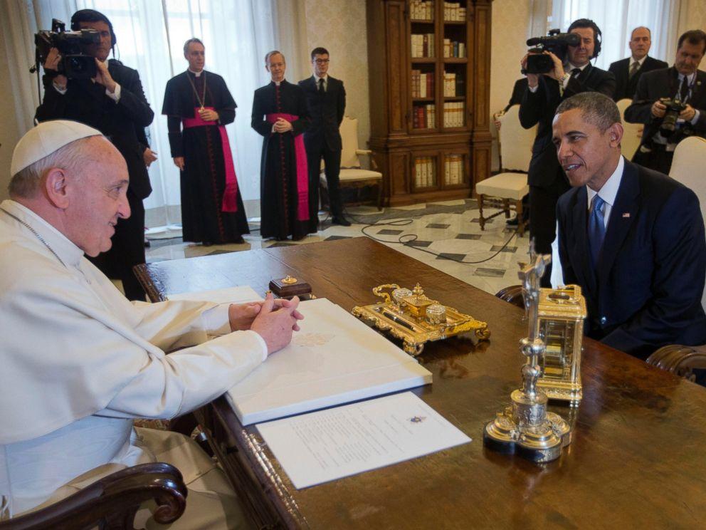 Vatican Corner 4-19-15