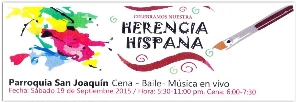 Hispanic Heritage Dance 2015 Photos